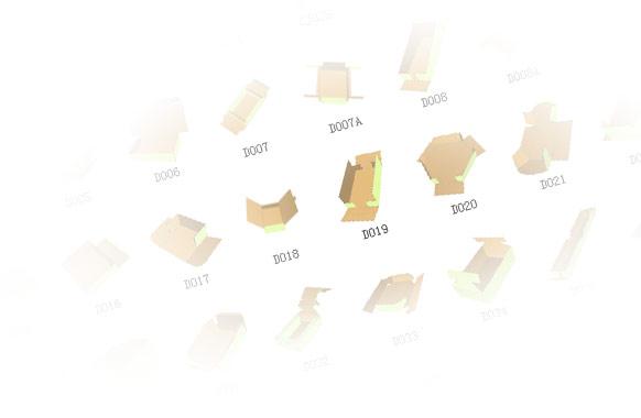 盒设计|包装设计展开图|包装盒展开图|包装结构设计